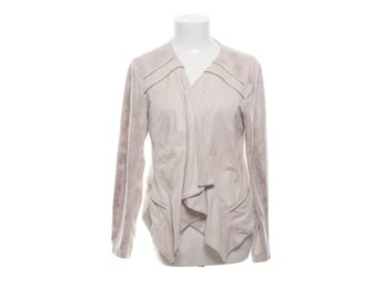 Isay, Jackett, Strl: 40, Kit Jacket, Beige, Mockaimitation
