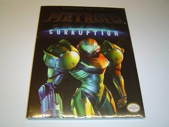 Guide Metroid Prime 3 Corruption Nintendo Wii *NYTT*