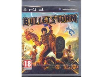 BULLETSTORM  ( PS3 -INPLASTAT)