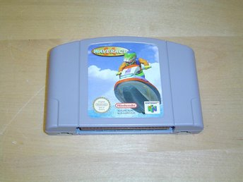 Wave Race Nintendo 64 N64 PAL