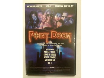 Point Doom - DVD