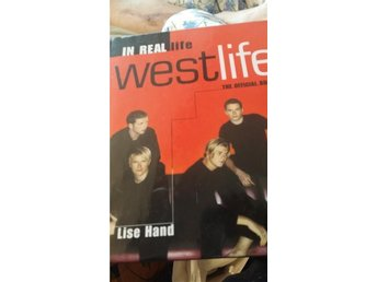 WESTLIFE  the official book  Lise Hand