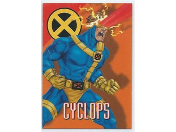 MARVEL X-MEN  SAMLARKORT - CYCLOPS
