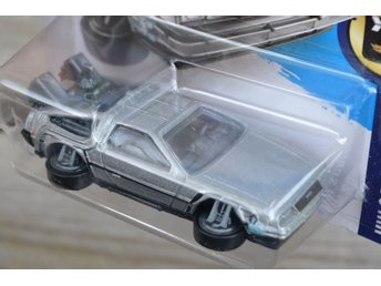 Time Machine Hover Mode Back to the Future Hot Wheels (2016) #1/5 Delorean Ny