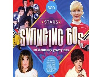 Stars of Swinging 60's (3CD) Ord Pris 79 kr SALE