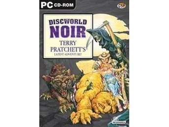 Discworld Noir  | PC | Bra Skick | Disc world
