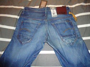 Snygga G-STAR ARC 3D SLIM jeans stl: 31/32 - Eslöv - Snygga G-STAR ARC 3D SLIM jeans stl: 31/32 - Eslöv