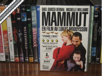 MAMMUT (Slip Case) - Lukas Moodysson *UTGÅNGEN DVD* - Svensk text - åmål - MAMMUT (Slip Case) - Lukas Moodysson *UTGÅNGEN DVD* - Svensk text - åmål