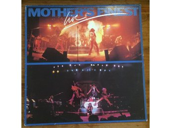 Mothers Finest - Live
