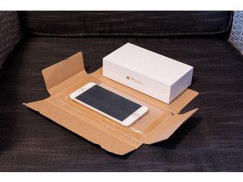 iPhone 6 Plus 128GB GULD (Helt ny utbytesenhet) - Strömstad - iPhone 6 Plus 128GB GULD (Helt ny utbytesenhet) - Strömstad