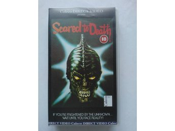 VHS - Scared To Death