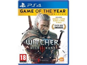 The Witcher 3: Wild Hunt (Game of the Year Editi (PS4)