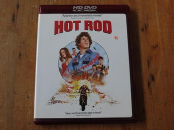 HOT ROD (HD DVD) Andy Samberg