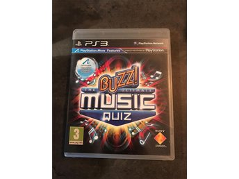 Buzz - Music Quiz - PS3
