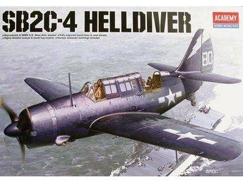 Academy SB2C-4 Helldiver 1/72 - Stockholm - Academy SB2C-4 Helldiver 1/72 - Stockholm