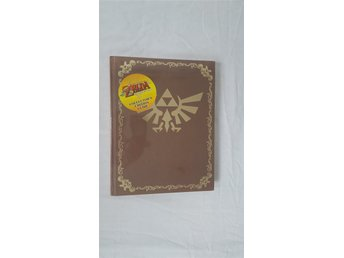The Legend of Zelda: Twilight Princess Collector's Edition Guide (ny & inplast)