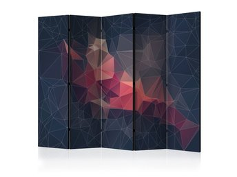 Rumsavdelare - Abstract Bird II Room Dividers 225x172