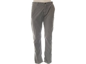 Hugo Boss, Chinos, Strl: 52, Grå