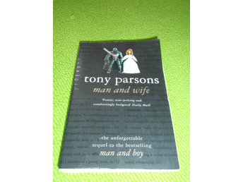 Tony Parsons - Man and wife