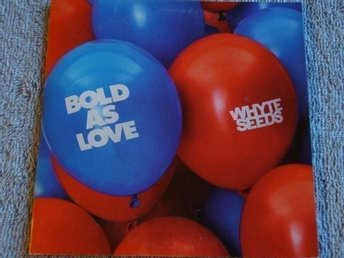 Whyte Seeds - Bold as love, 2tr CDS - Ny!