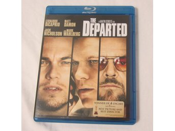 the departed Leonardo Dicprio Jack Nicholson Matt Damon Martin Scorsese
