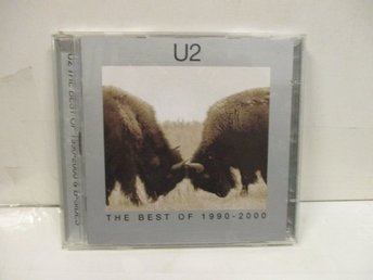 U2 - The Best Of 1990-2000 & B-Sides - FINT SKICK!