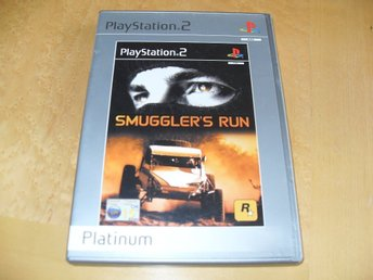 PS2: Smuggler´s Run