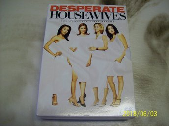 Desparate Housewiwes - Säsong 1 - DVD-BOX