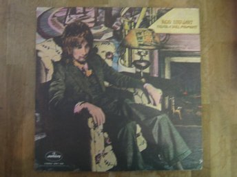 Rod Stewart- Never A Dull Moment (LP)
