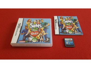 THE SIMS 2 PETS till Nintendo DS NDS