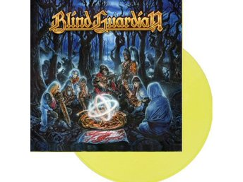 Blind Guardian -Somewhere far beyond lp yellow ltd 500 w/gat