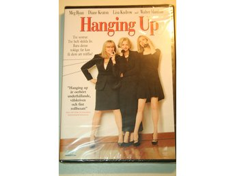 Hanging up (DVD) NY & Inplastad!