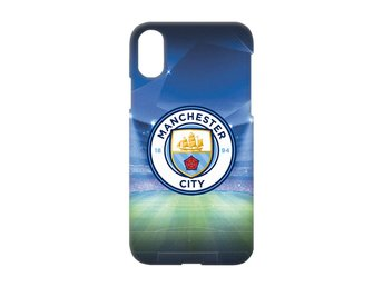 Manchester City 2016 Logo iPhone XS Max Skal