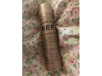 REF - hold & shine spray 75ml 100% vegan