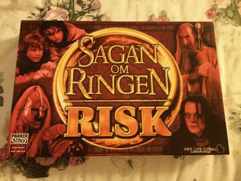 Sagan om ringen Risk Nytt