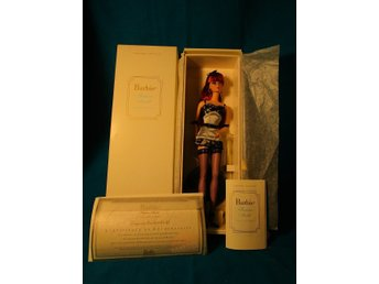 ***WOOOW**VHTF SILKSTONE BARBIE FASHION NRFB MODEL (LIMITED EDITION) **VINTAGE**