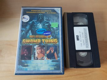 Return of swamp Thing - Heather Locklear, Sandrews