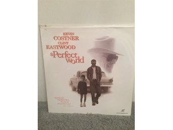 A perfect world. US LASERDISC Clint Eastwood Kevin Costner