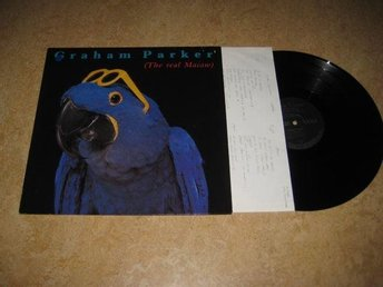 GRAHAM PARKER - ( THE REAL MACAW )