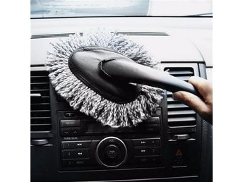 Dammborste För Bilen Multi-functional Car Duster