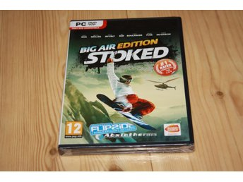 STOKED BIG AIR EDITION PC NYTT