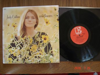 Judy Collins /Wildflowers, LP