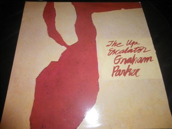 graham parker the up escalator lp