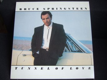 LP - BRUCE SPRINGSTEEN. Tunnel of Love. 1987
