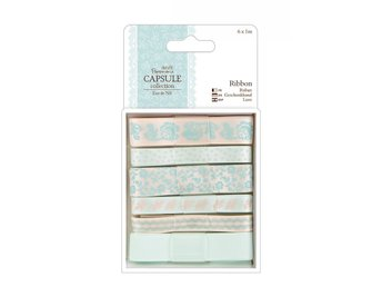 REA! Capsule Collection - Ribbons - Eau de Nil - 6 x 1 meter