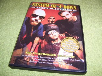 System of a Down (1998-2002) Limited Edition *REKOMMENDERAS* - Tyresö - System of a Down (1998-2002) Limited Edition *REKOMMENDERAS* - Tyresö