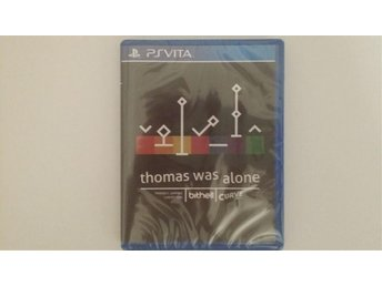 Thomas Was Alone PS Vita [inplastat]