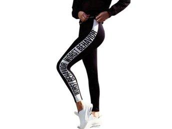 Women Black Skinny Leggings S - Boras - Women Black Skinny Leggings S - Boras
