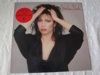 JENNIFER RUSH - LP 1985 UK - Sundsvall - JENNIFER RUSH - LP 1985 UK - Sundsvall
