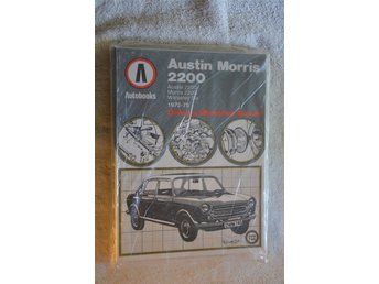 Austin Morris 2200 Wolseley Six 1972-75